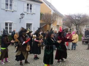 Hexenmob in Altomünster