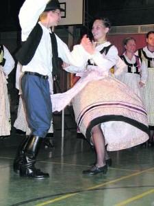 Altomünster Partnergemeinde Nagyvenyim 2009