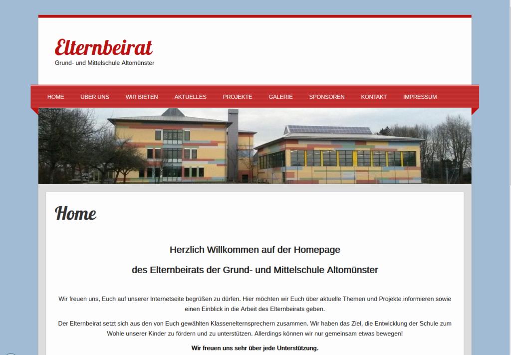 Elternbeirat Grund- und Mittelschule Altomünster
