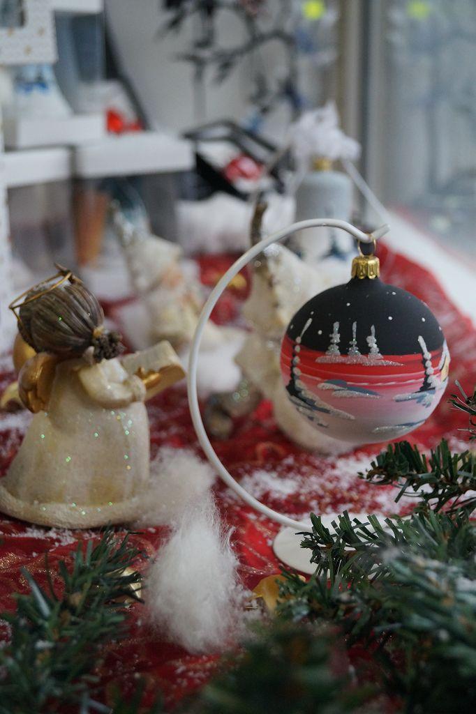 Weihnachtskugeln aus Lauscha