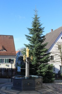 Weihnachtsbaum 2015