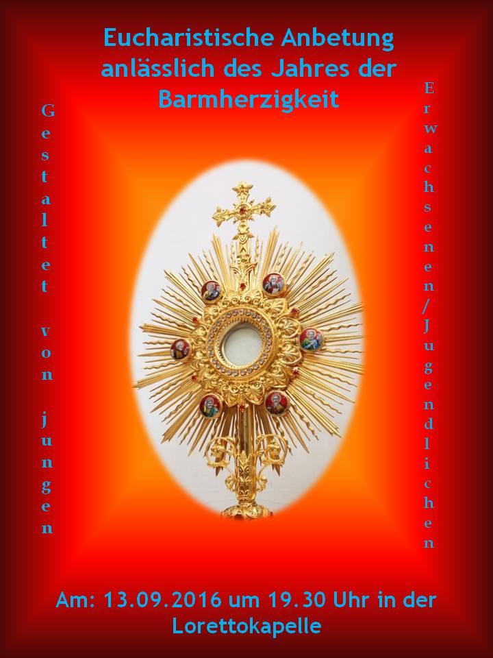 Eucharistische Anbetung Texte